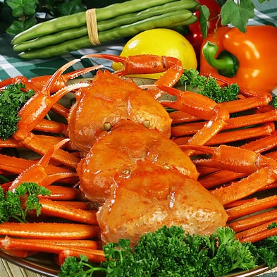 Crab with Curry Sources